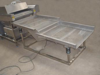 全不锈钢直线振动筛面粉专用