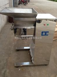 乌龟壳磨粉机 不锈钢带除尘细粉碎机 中药