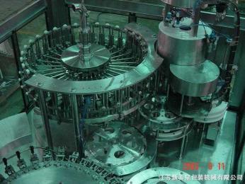 RXGGF24-16-24-6型四合一颗粒灌装机-10000瓶/小时