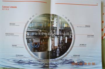 DCGX20M-108-2036000瓶/小時(500ml)含氣吹灌旋一體機