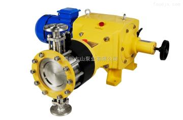 DY-D液压式计量泵