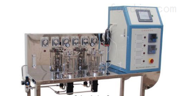 GCB-2雙聯磁力攪拌玻璃罐