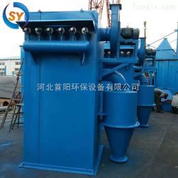 全鑄造廠2臺1噸中頻電爐120袋除塵器價格