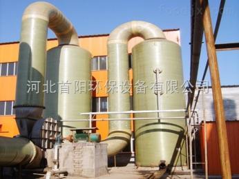 甘肃4吨燃煤蒸汽锅炉除尘器石灰石锅炉脱硫塔替代麻石脱硫