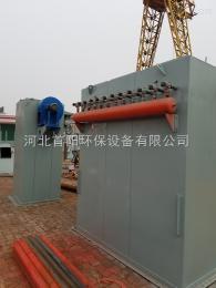 食品加工蒸汽锅炉5吨锅炉除尘器设计案例介绍
