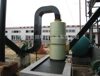 麻石水膜除尘改造锅炉脱硫塔除尘脱硫脱销一体化方案