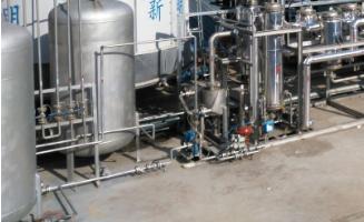 活性炭纖維(ACF)有機溶劑吸附成套裝置