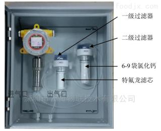 AMT-VOC100VOCs預警在線監測儀方案