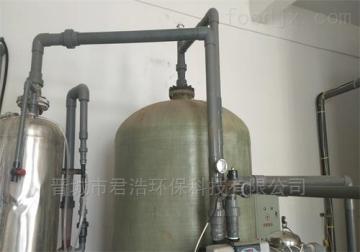 JH0.5-100T/H豆制品生产用软化水设备