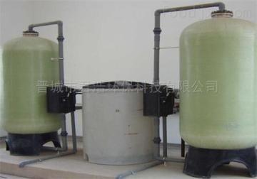 JH0.5-100T/H循环软化水设备