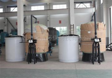 JH0.5-100T/H全自动软水器