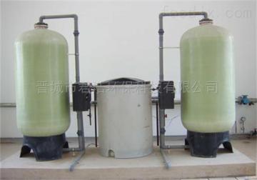 JH0.5-100T/H全自动钠离子交换器