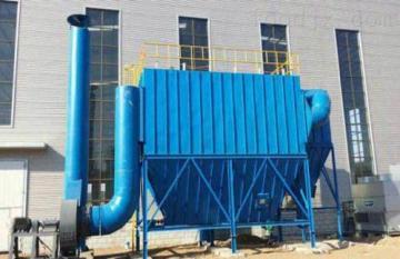 焦化厂布袋除尘器改造废气处理工艺与方案