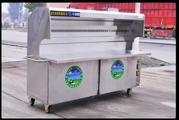 JR-200-2-G直銷無煙燒烤爐新疆庫車廠家生產價格