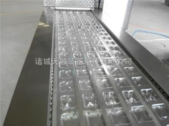 320型枣夹核桃小包装全自动拉伸膜真空包装机