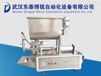 DTG-1000-DV厂家促销半自动酱料食品灌装机 灌装速度快