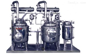 DT-50~500小型多能提取浓缩回收装置