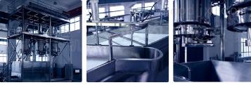 中药自动化控制生产线