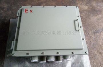 BJX铸铝防爆接线端子箱