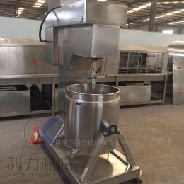 150L诸城肉馅搅拌打浆机鱼丸生产线设备厂家现货