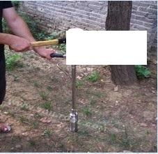 土壤重金屬分析檢測采樣器