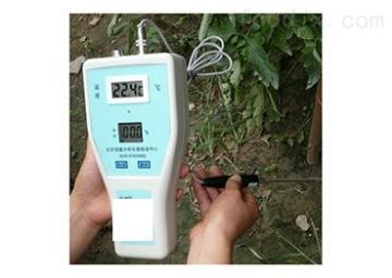土壤温湿度仪