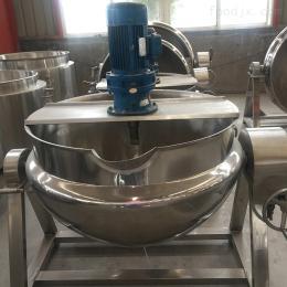 DR400电加热不锈钢搅拌夹层锅 蒸煮设备