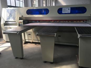 HJ2700PC-1往复式电脑推台锯汽浮台式裁板锯木工机械