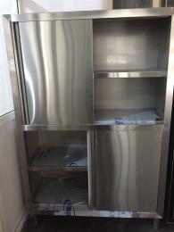 1200*500*1800不銹鋼碗柜通風環保設備承接廚房工程