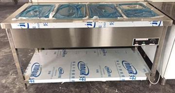 不銹鋼保溫售飯臺調理加工承接廚房工程