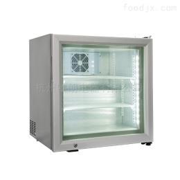 SD-55杭州55升台式冷冻展示柜冷冻冰柜