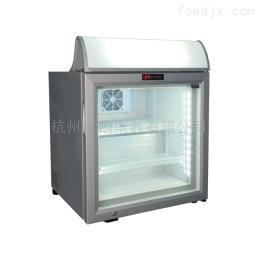 SD-55B杭州欧朗55升冰淇淋冷冻柜吧台展示冷柜