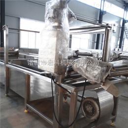 HK-35化冰池 肉海鲜果蔬食品隧道式化冻机  宏科机械定制可配套