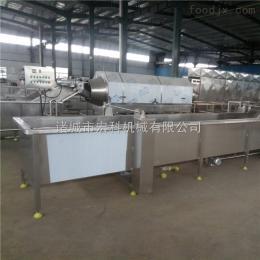 HK-300低温高湿节水蒸汽解冻机 肉鱼禽类冷冻果蔬 常温快速节水解冻线
