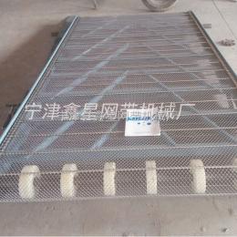 xx0436不銹鋼網帶/烘干網鏈生產線安裝調試