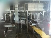 20噸大豆自動浸泡系統