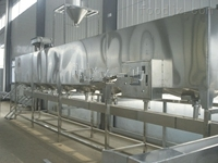10噸大豆自動浸泡系統