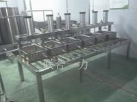 6組式老豆腐壓機