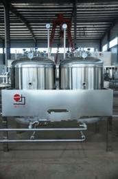 5噸全自動煮漿系統