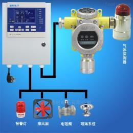 化工厂仓库氢气报警器,联网型监测