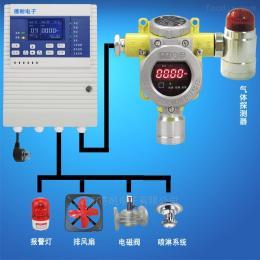 固定式氟化氢气体报警器,手机云监控