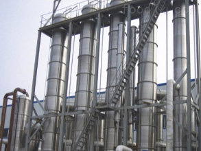 五效降膜蒸發器3