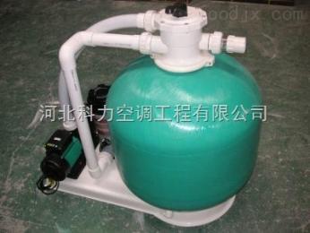 CT800泳池水处理设备 砂缸过滤器