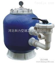 CT800浴池水过滤设备 侧出过滤砂缸