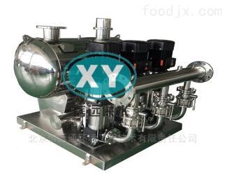 XY济南罐式无负压供水设备