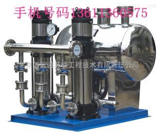 XYG陕西无负压供水设备