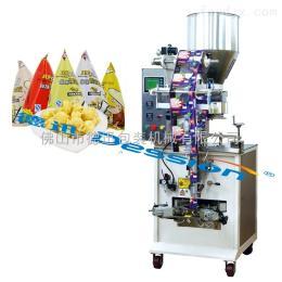 DS-320S佛山市自动化包装机械厂家 直销 爆米花三角袋包装机