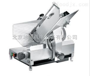 bj8610寸半自动羊肉切片机|家用小型切冻肉卷机