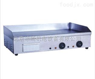 bj76燃气扒炉炸炉一体机|电热做手抓饼机器|铁板煎豆腐炉子厂家