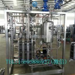 100L西寧牦牛奶生產線加工設備